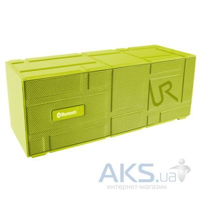 Колонки акустические Trust URBAN REVOLT Streetbeat Wireless Speaker Lime