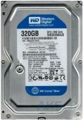 "Жорсткий диск Western Digital 3.5"" 320Gb (WD3200AAJS_)"