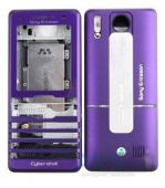 Корпус для телефону Sony Ericsson K770 Purple