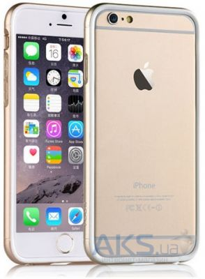 Чехол Vouni Air iPhone 6, iPhone 6S Champagne