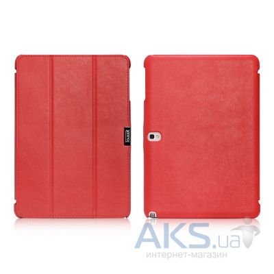 Чехол для планшета iCarer for Samsung Galaxy Note 10.1 2014 Edition (SM - P6000) Red