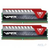 Оперативная память Patriot DDR4 32GB (2x16GB) 2133 MHz Viper (PVE432G213C4KRD)