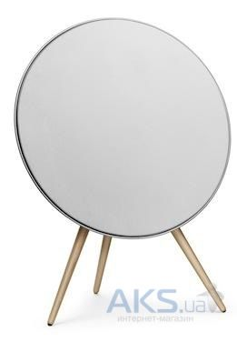 Колонки акустические BANG & OLUFSEN BeoPlay A9 incl. front cover, maple legs White