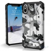 Чехол UAG Pathfinder камуфляж для Apple iPhone XS White (High Copy)