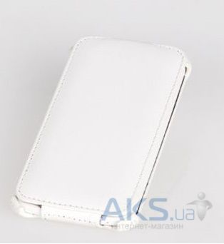 Чехол Yoobao Lively leather case for HTC One V T320e White (LCHTCONEV-LWT)