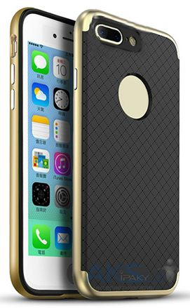 Чехол iPaky Hybrid Series Apple iPhone 7 Plus Gold