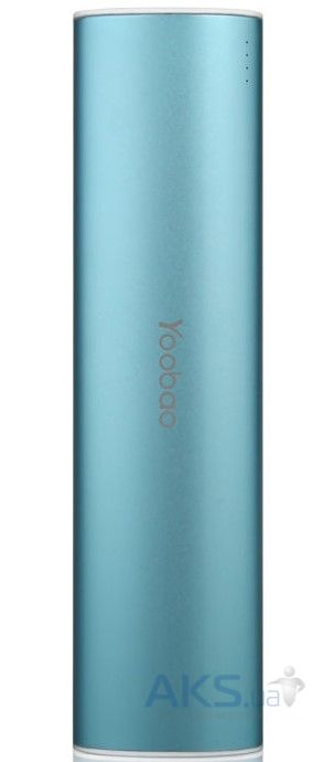 Внешний аккумулятор Yoobao Power Bank 10400 mAh Magic Wand YB-6014 PRO, [PBYB6014PROBL] Blue