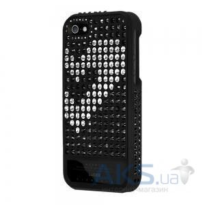 Чехол Lucien Elements Hearts Exclusive Selections Black for iPhone 5/5S Black