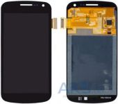 Дисплей (экран) для телефона Samsung Galaxy Nexus I9250 + Touchscreen Original Black