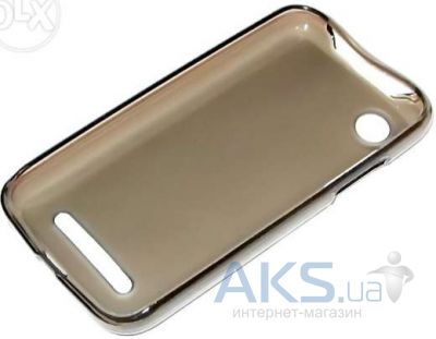 Чехол Celebrity TPU cover case for Lenovo A850 Black