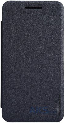 Чехол Nillkin Sparkle Leather Series Asus ZenFone 4 A400CXG Black