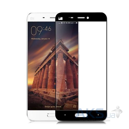 Защитное стекло Tempered Glass 3D Full Cover Xiaomi Mi5 Black