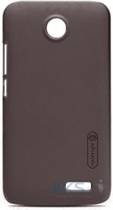 Чехол Nillkin Super Frosted Shield Lenovo A526 Brown