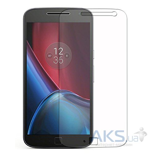 Защитное стекло Tempered Glass 2.5D Motorola Moto G4, Moto G4 Plus