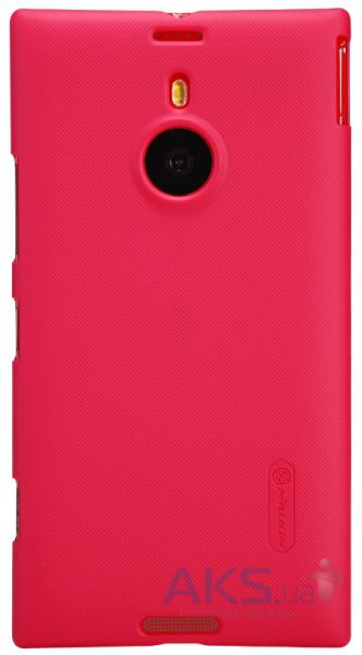 Чехол Nillkin Super Frosted Shield Nokia Lumia 1520 Red