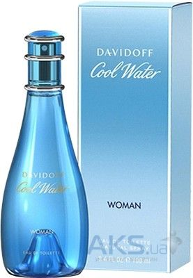 Davidoff Cool Water woman Туалетная вода 15 ml