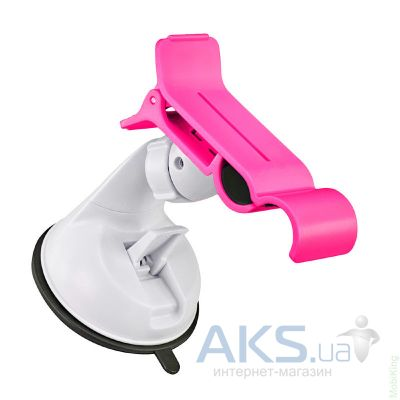 "Держатель Siyoteam Crab Holder  7"" Pink"