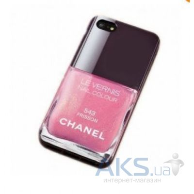 Чехол Chanel Le Vernis Apple iPhone 5, iPhone 5S, iPhone SE Frisson