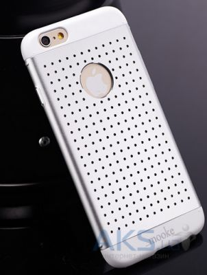 Чехол Mooke Titan Case Apple iPhone 6, iPhone 6S Silver