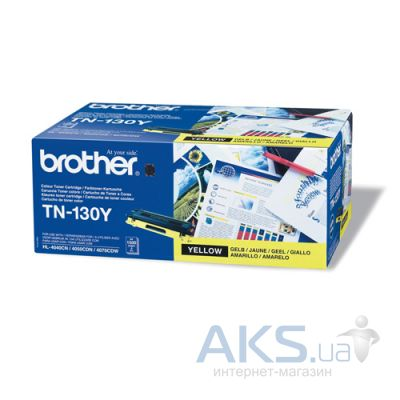 Картридж Brother HL-40xxC, MFC9440, DCP9040 (TN135Y) Yellow