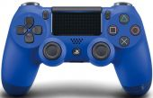 Геймпад (джойстик) Sony PlayStation Dualshock v2 Wave Blue (9894155)