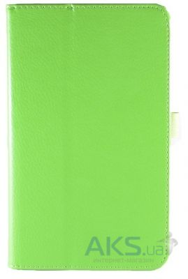 Чехол для планшета Pro-Case Leather for ASUS MeMO Pad ME170 Green