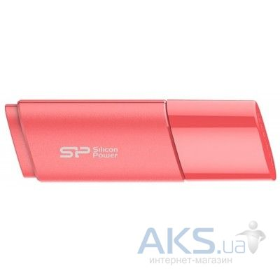 Флешка Silicon Power Ultima U06 16 Gb (SP016GBUF2U06V1P) Pink