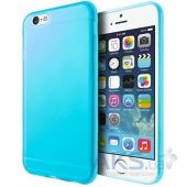 Чехол Original TPU Slim case for Apple iPhone 6/6S Blue