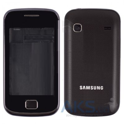 Корпус Samsung S5660 Galaxy Gio Black