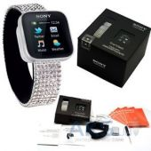Вид 4 - Умные часы Sony SmartWatch with Swarovski Elements