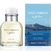 DolceGabbana Light Blue Discover Vulcano Туалетная вода 75 ml