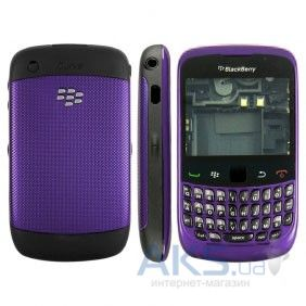 Корпус Blackberry 9300 Purple