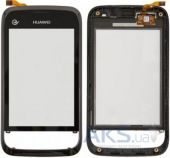 Сенсор (тачскрин) для Huawei M860 with frame Black