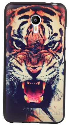 Чехол Rebus Super Hero Series Meizu M2 Note Tiger