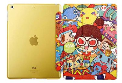 Чехол для планшета Mooke Painted Case Apple iPad Air Angry Child