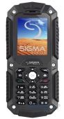 Мобильный телефон Sigma mobile X-treme IT67 Dual Sim Black