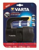 Фонарик Varta Indestructible lantern LED 4C (18750101421) Black