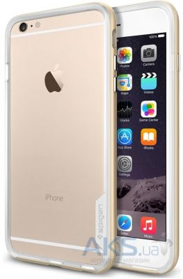 "Чехол SGP Neo Hybrid Series for iPhone 6 Plus 5.5"" Champagne Gold (SGP11068)"