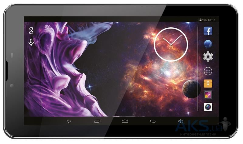 "Планшет eSTAR GO! 7"" IPS 3G 16GB Black"