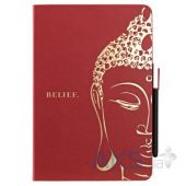 Чехол для планшета Ozaki O!coat Wisdom Buddhist Scripture for iPad mini Red (OC103SR)