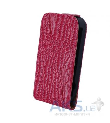 Чехол Atlanta Book case for HTC One V T320e Red