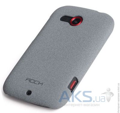 Чехол Rock Quicksand Series HTC Desire C A320E Light Grey