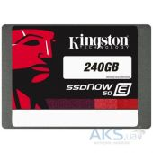 Накопитель SSD Kingston Enterprise E50 240GB (SE50S37/240G)