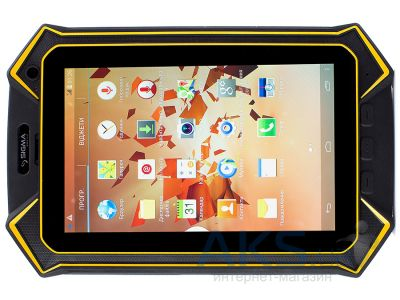 Планшет Sigma mobile X-treme PQ70 Black- Orange