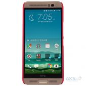 Вид 5 - Чехол Nillkin Super Frosted Shield HTC One M9 Plus Red