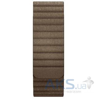 Apple Leather Loop for Apple Watch 42mm Light/Brown