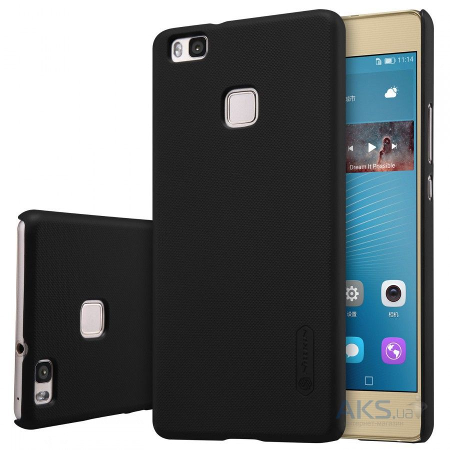 Чехол Nillkin Super Frosted Shield Huawei Ascend P9 Lite Black