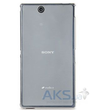 Чехол Melkco Poly Jacket TPU cover for Sony Xperia Z Ultra C6802 Transparent