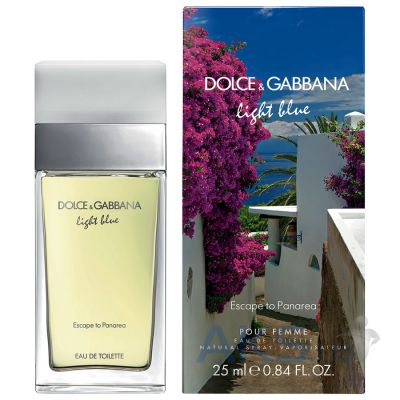 Dolce&Gabbana Light Blue Escape to Panarea Туалетная вода 25 ml