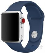 Ремешок для iWatch 42mm Sport Band Blue Cobalt (size S)